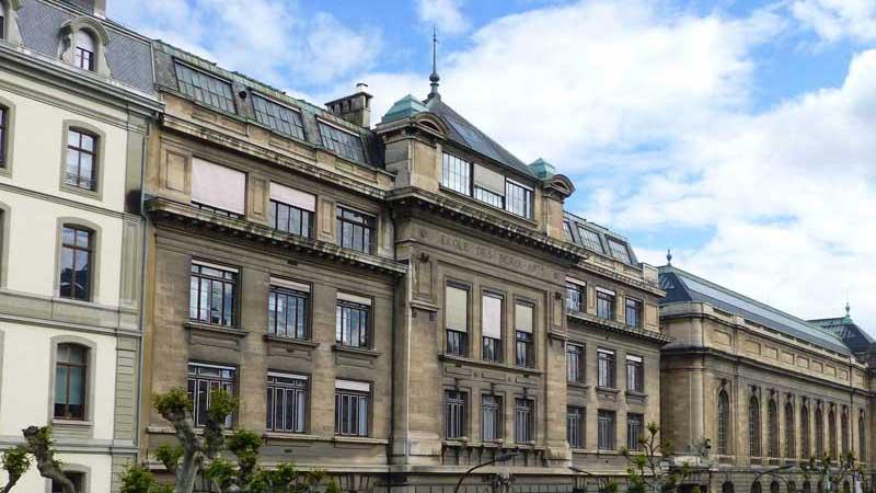 HEAD 瑞士日内瓦艺术设计大学