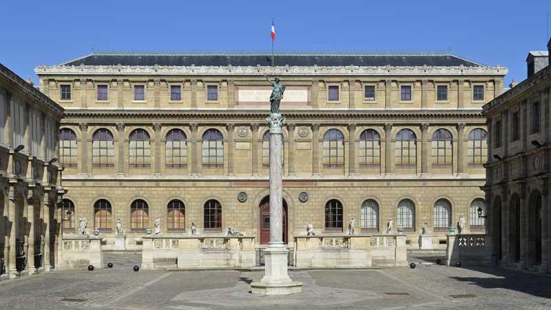 法国巴黎国立高等美术学院