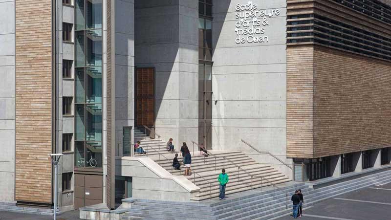 卡昂 | 瑟堡高等艺术与媒体学院